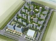 开发区参观银河怡海•国奥天地项目;
